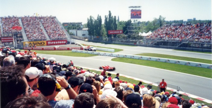 Formula 1 montreal pictures
