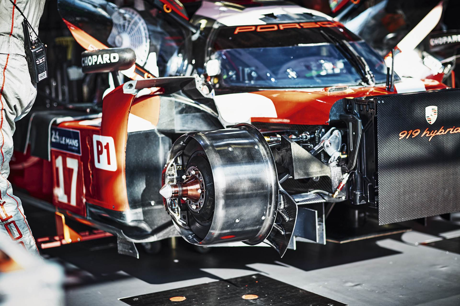 Imsa Live Stream >> Porsche 919 Suspension Part 1 » theRACINGLINE.net